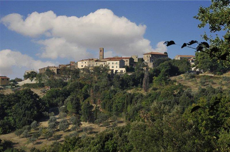 Panorama di Monteverdi