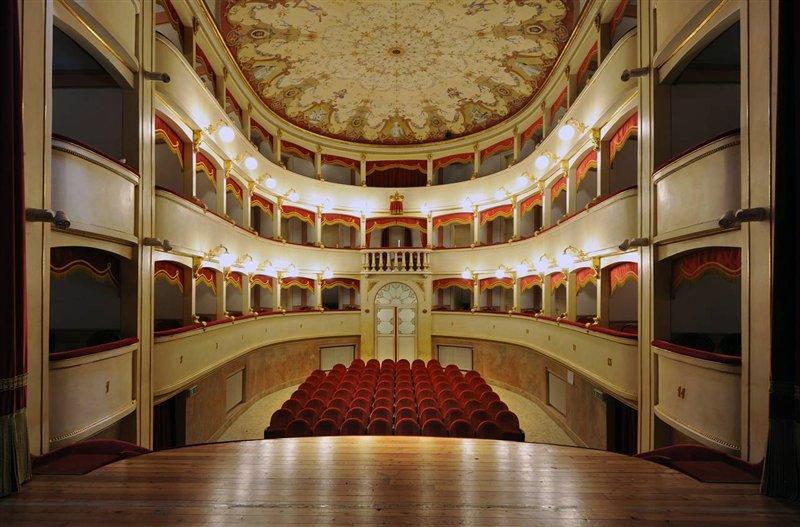 Teatro dei Coraggiosi Pomarance