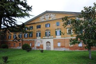 Immagne del Palazzo De Larderel sede dell'Unione Montana Alta Val di Cecina in Pomarance