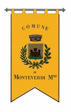 Stendardo di Monteverdi
