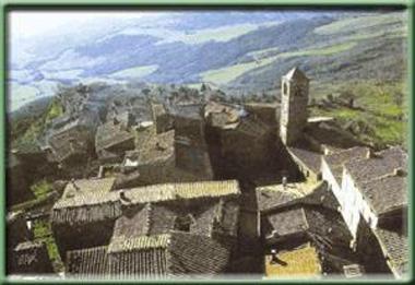 Fotografia di Montecatini dall`alto